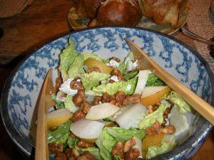 spongeware salad