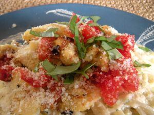 pasta plus closeup