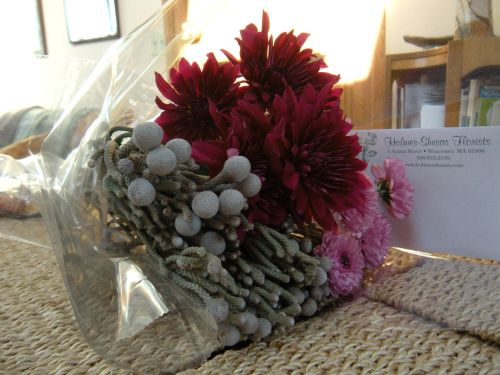 Gram bouquet 1