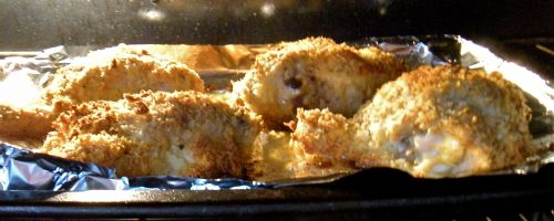 oven fried chicken 1