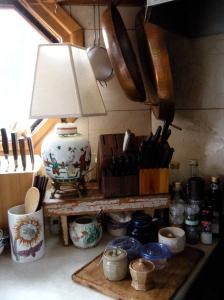 my own kitchen stuff . . .