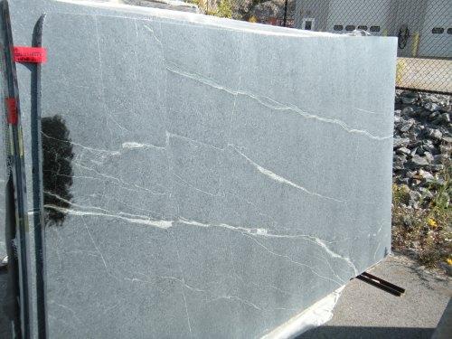 """""""pinhieros altos"""" soapstone slab from Brazil . . ."""