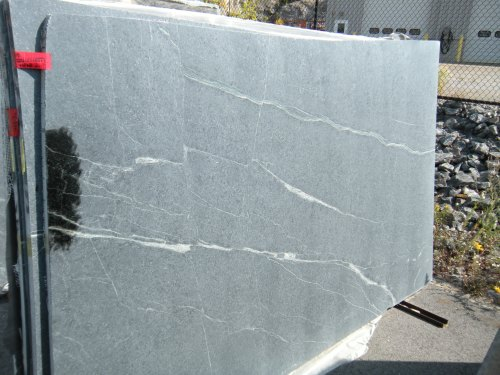 """pinhieros altos"" soapstone slab from Brazil . . ."