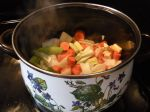 veggies for bone broth