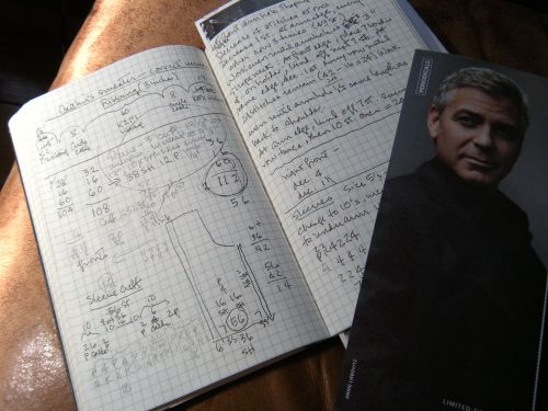 knitting notebook 4