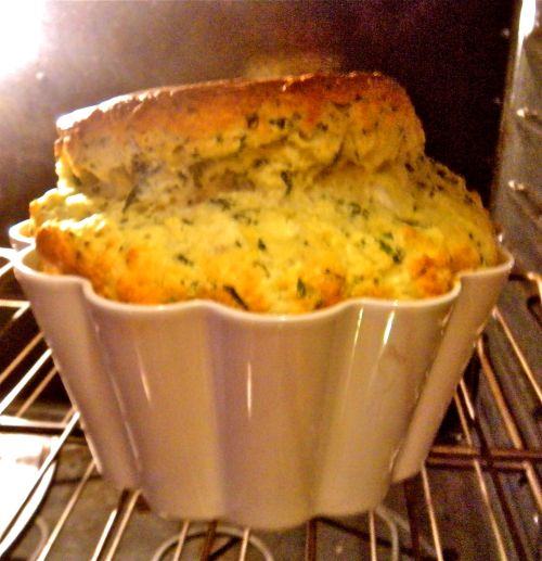 spinach souffle 1