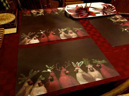 cardinal table 1