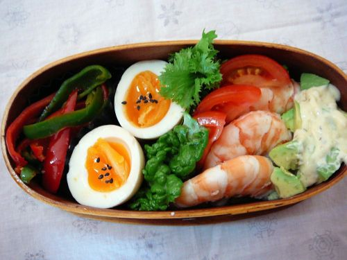 found on google bento box photos. . .