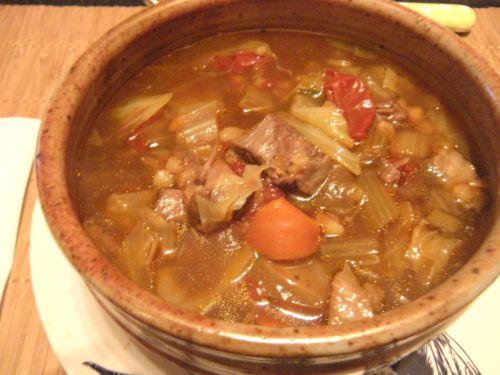 veg-soup